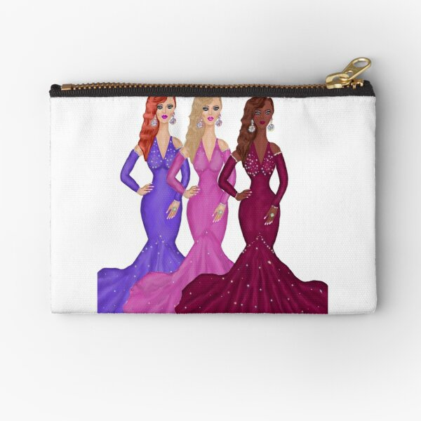 Fashion Ladies By Loure Bussey Zipper Pouch