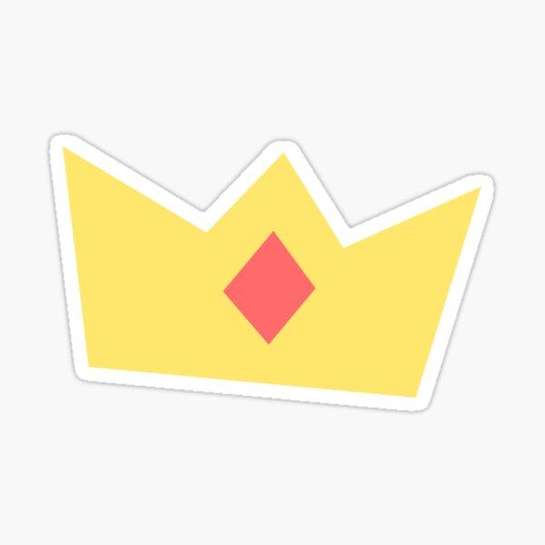 B-Froggio's Frogg King Crown Sticker