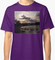 silver beach sunset Classic T-Shirt