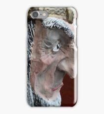 demon face iPhone Case/Skin