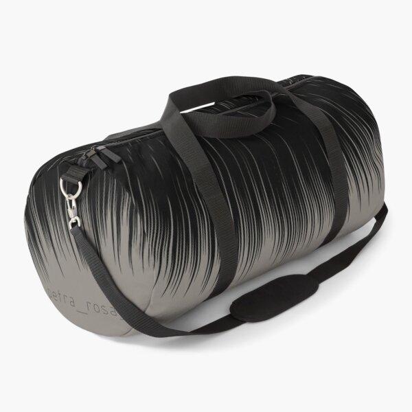 Black Burst Portal Duffle Bag