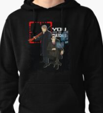 Person of Interest Pullover Hoodie