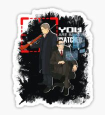 Person of Interest Sticker