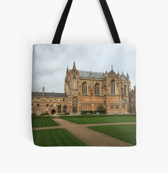 Keble College, Oxford All Over Print Tote Bag