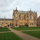 Keble College, Oxford by Robert Steadman
