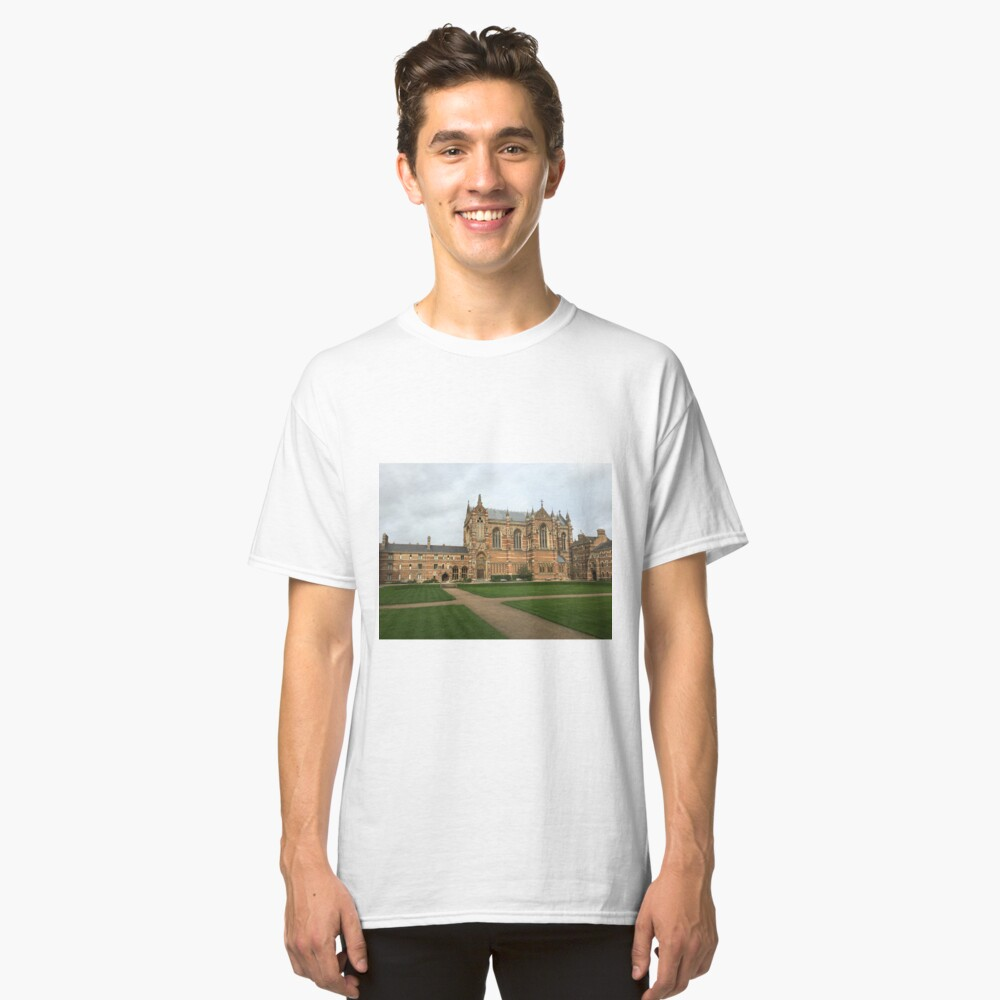 Keble College, Oxford Classic T-Shirt