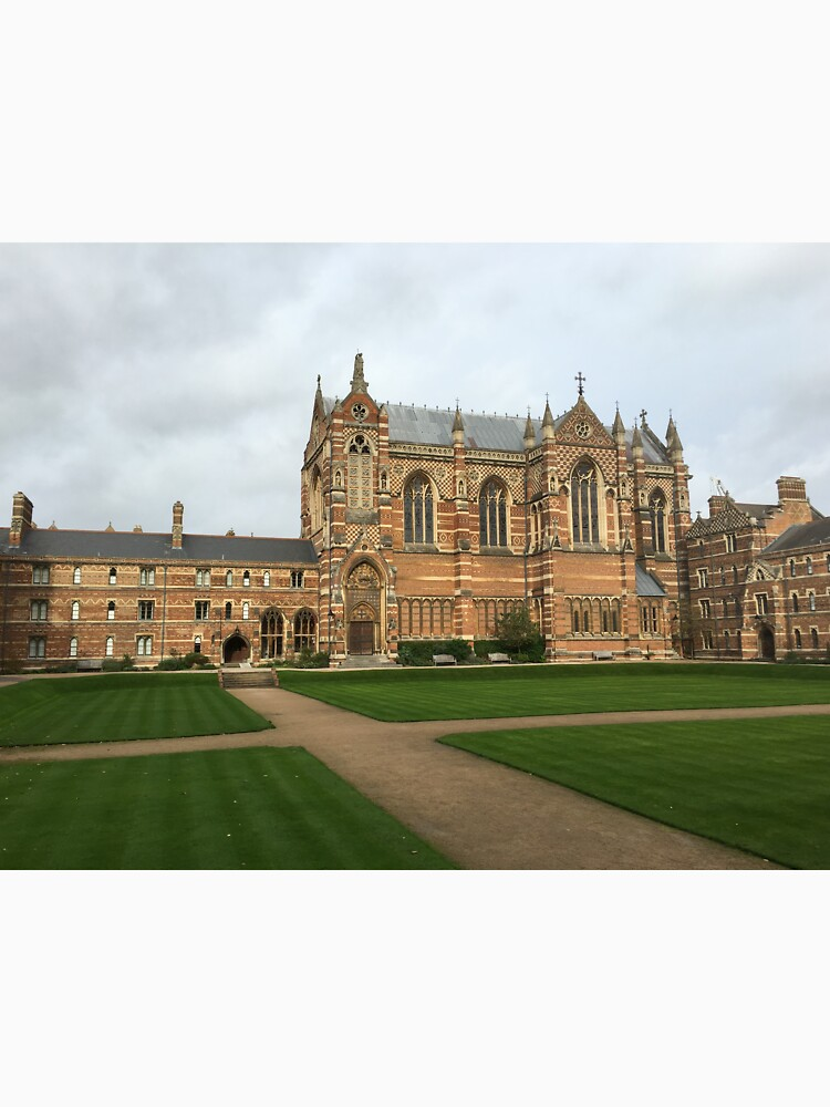 Keble College, Oxford by robsteadman