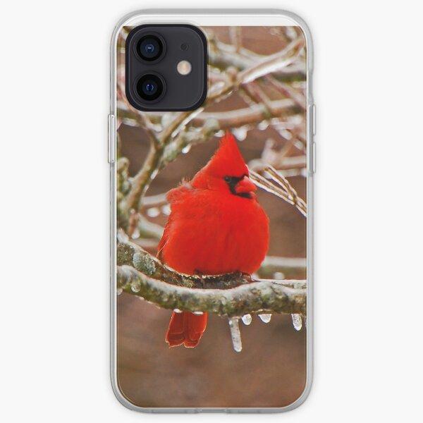 Cardinal iPhone Soft Case