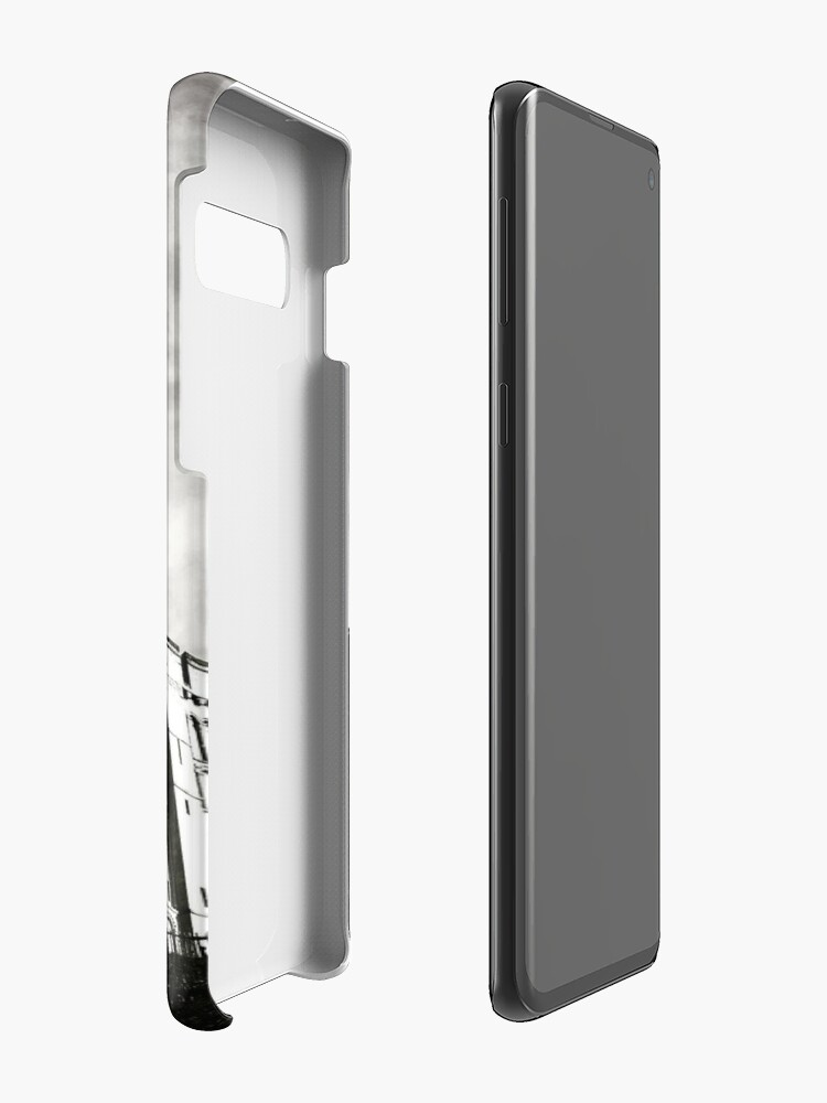 Alternate view of Norwich Castle Case & Skin for Samsung Galaxy