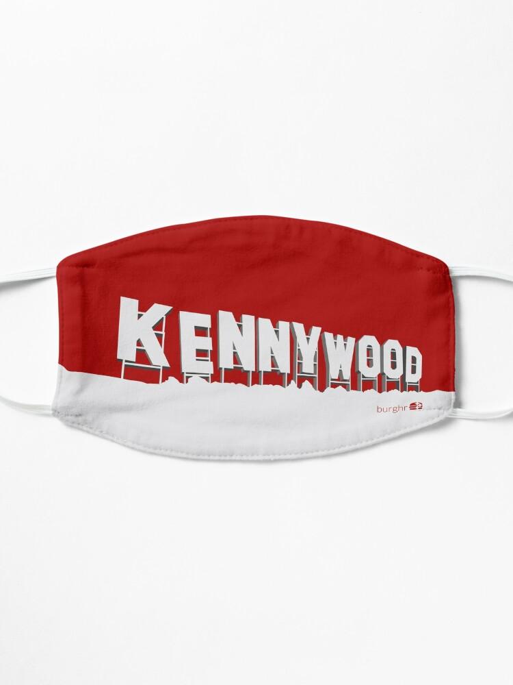 Alternate view of Kennywood Mask