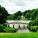 Stourhead by Robert Steadman