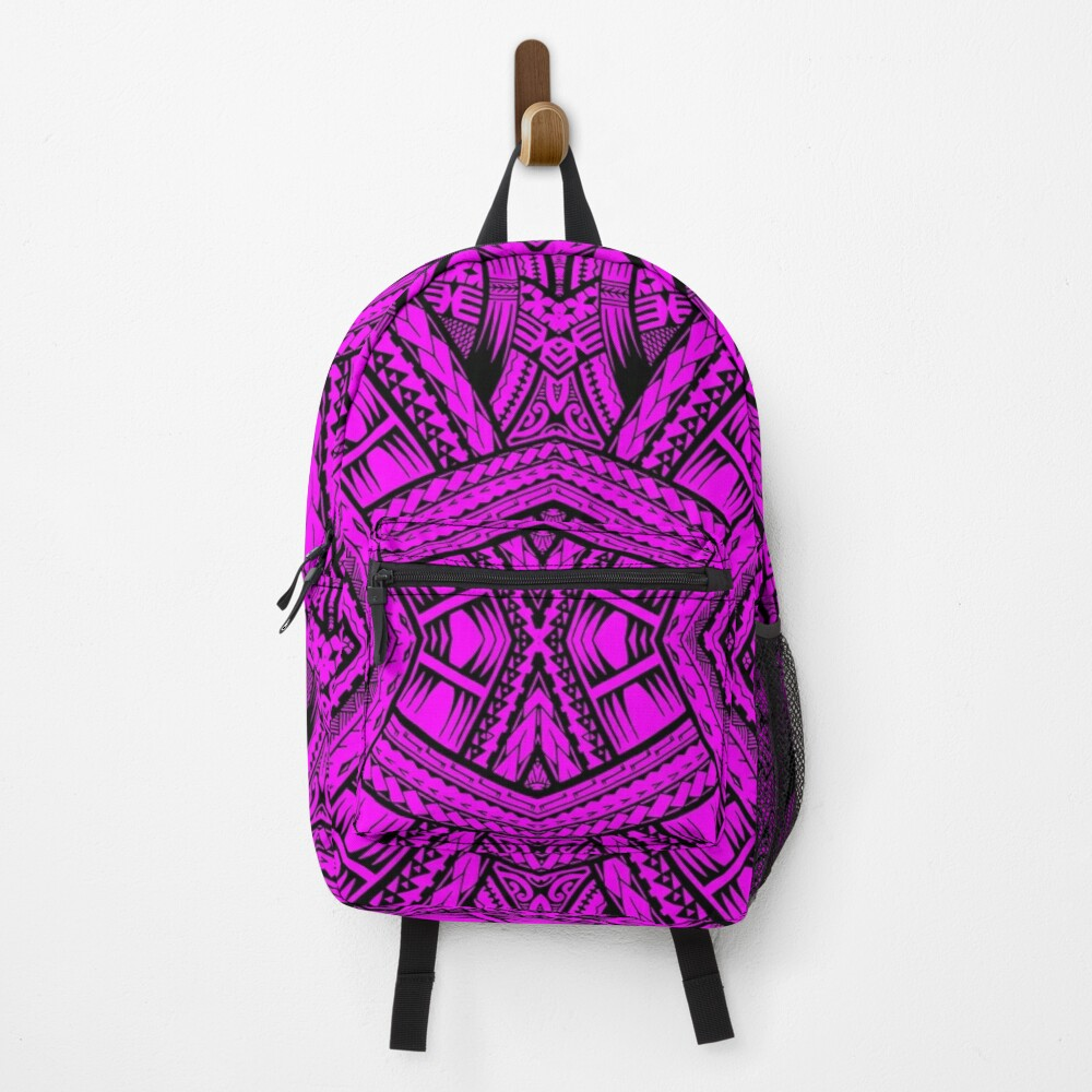 #2 BLACK AND PINK BACKPACK Backpack