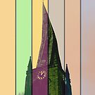 Crooked Spire by Robert Steadman