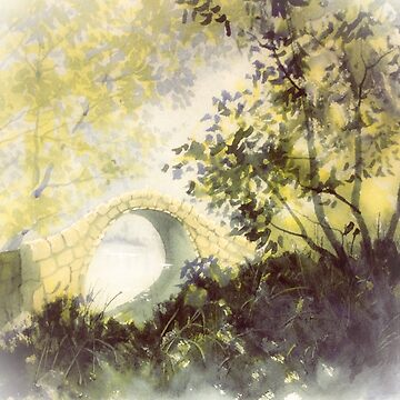 Beggar's Bridge - Vignette by GlennMarshall