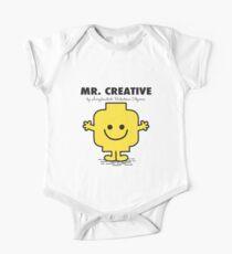 Mr Creative One Piece - Short Sleeve