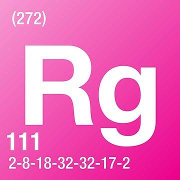 Element Roentgenium by Defstar
