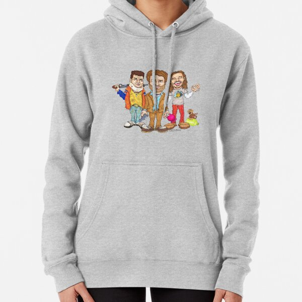 Pineapple Express Pullover Hoodie