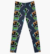 MYSTERY PALS Leggings