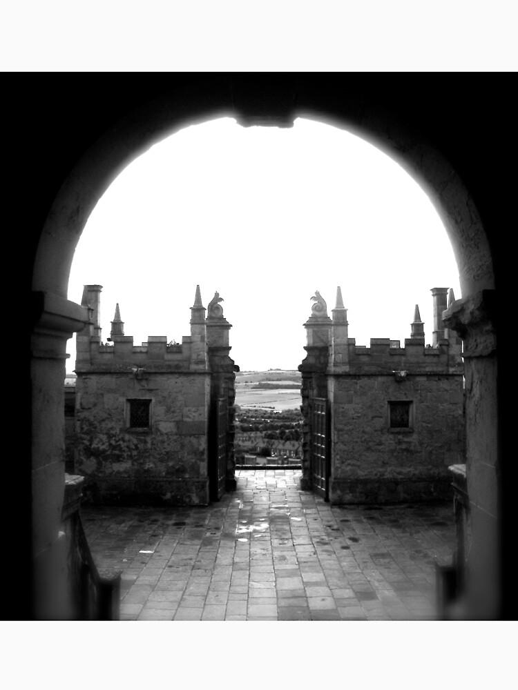 Little Castle entrance, Bolsover by robsteadman