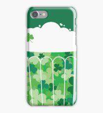Clover Beer iPhone Case/Skin