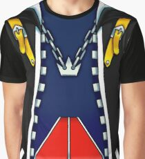 Sora T-Shirt (Kingdom Hearts 2) Graphic T-Shirt