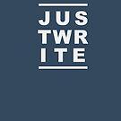 Just Write by utakutikshop