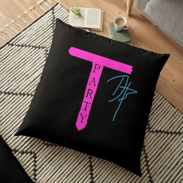 Daz Games m-erch daz Black t Signature t Party Gifts For Fans, For Men and Women Floor Pillow