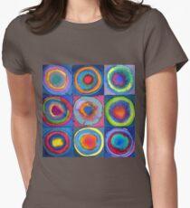 Circles - abstract watercolour T-Shirt
