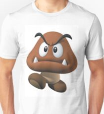 goomba - mario bros T-Shirt