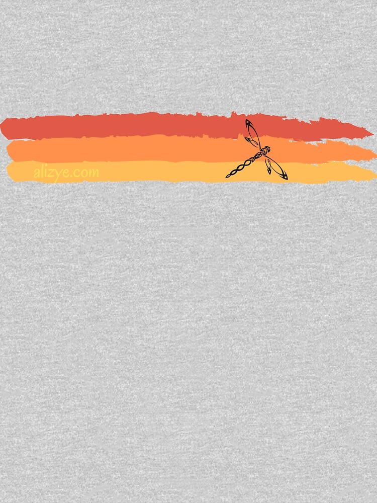 Dragon Fly by alizye