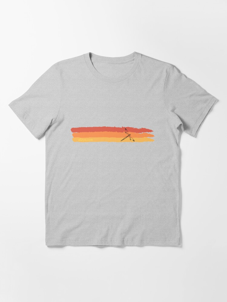 Alternate view of Dragon Fly Essential T-Shirt