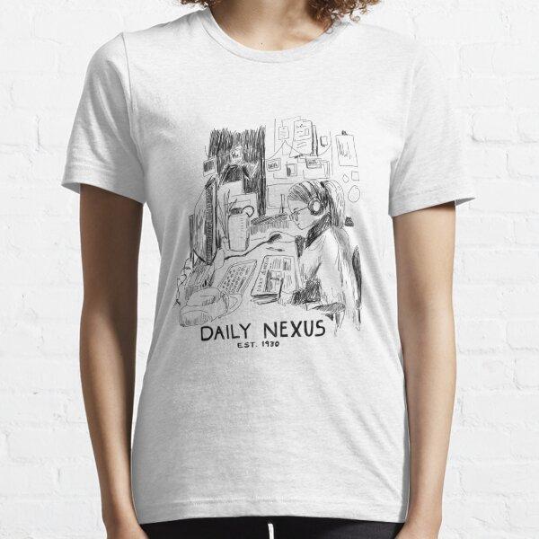 STAFF DESIGN 2018-2019 Black & White Essential T-Shirt