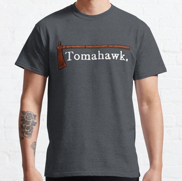 Tomahawk logo Classic T-Shirt