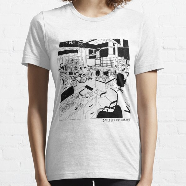STAFF DESIGN 2019-2020 Black & White Essential T-Shirt