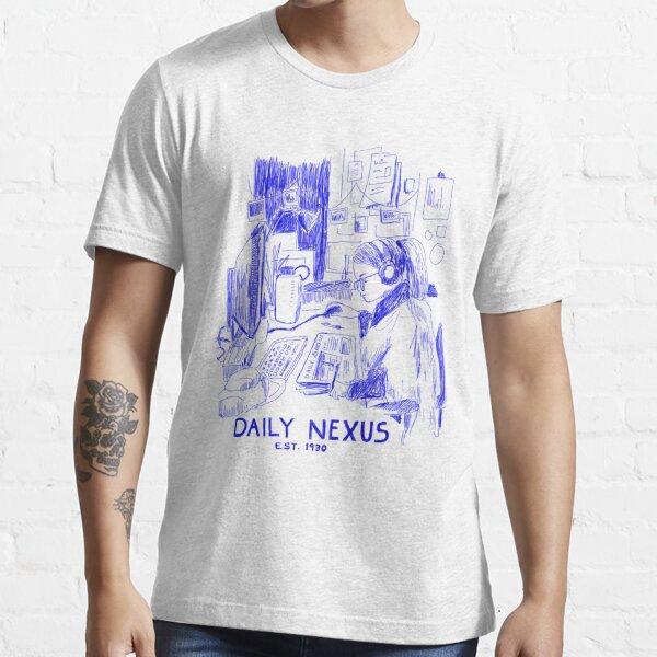 STAFF DESIGN 2018-2019 Blue Essential T-Shirt