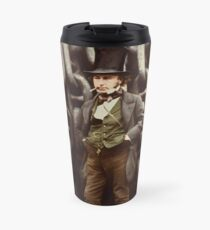 ISAMBARD KINGDOM BRUNEL 1857 Travel Mug