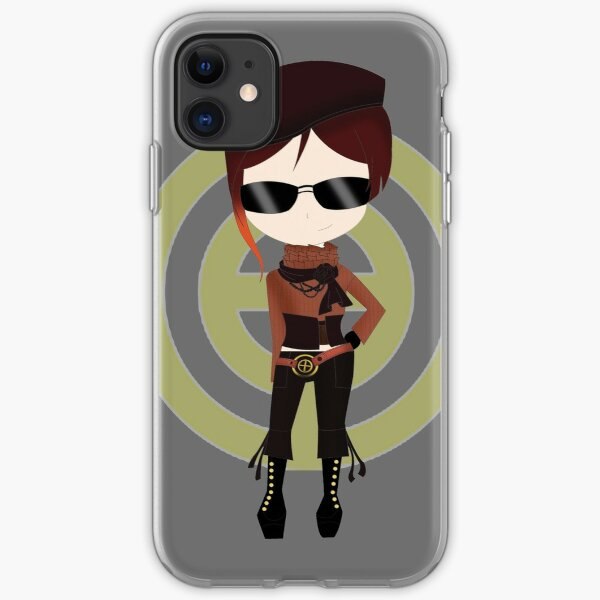 Chibi Coco from team CFVY iPhone Soft Case