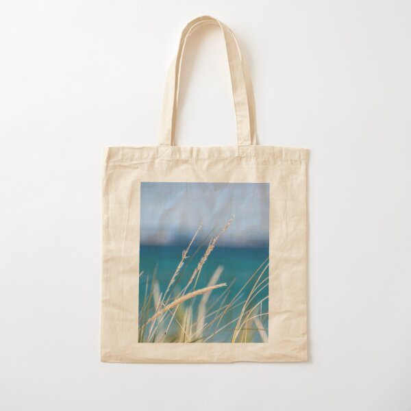 Glen Haven Beach Cotton Tote Bag