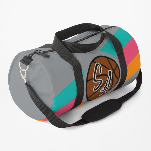 Spurs Fiesta Stripes Duffle Bag