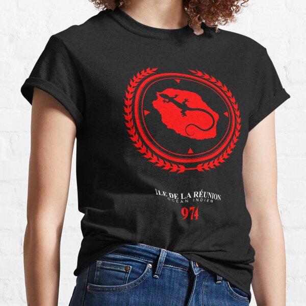 Ile de la Reunion 974 - R&B T-shirt classique