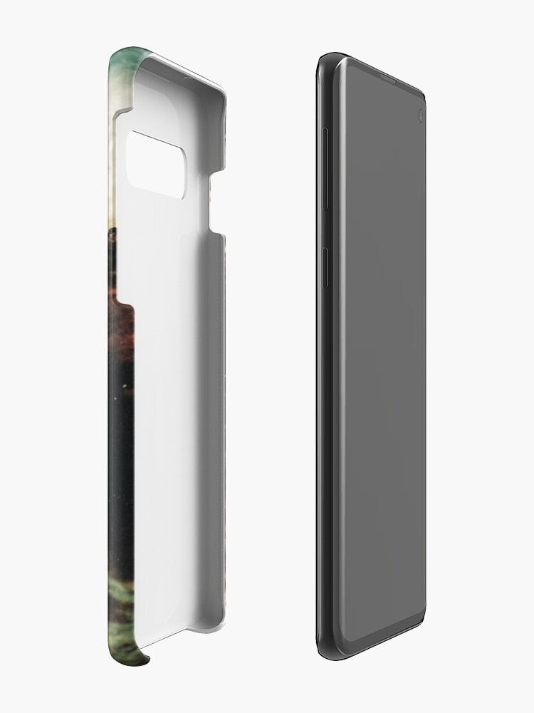 Alternate view of Un Songe Case & Skin for Samsung Galaxy