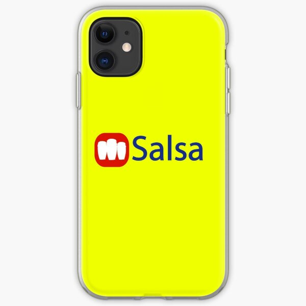 Salsa app  iPhone Soft Case