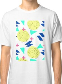 Throwback Abstract 1 T-shirt Classique