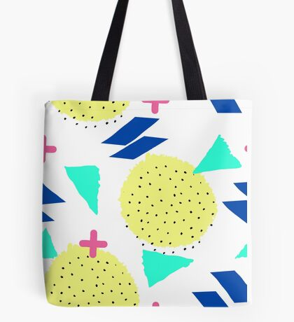 Throwback Abstract 1 Tote Bag