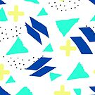 Throwback Abstract 3 by Iveta Angelova