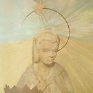 Sancta Birgitta of Vadstena by Madeleine Forsberg