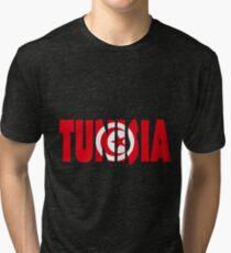 Tunisia Tri-blend T-Shirt