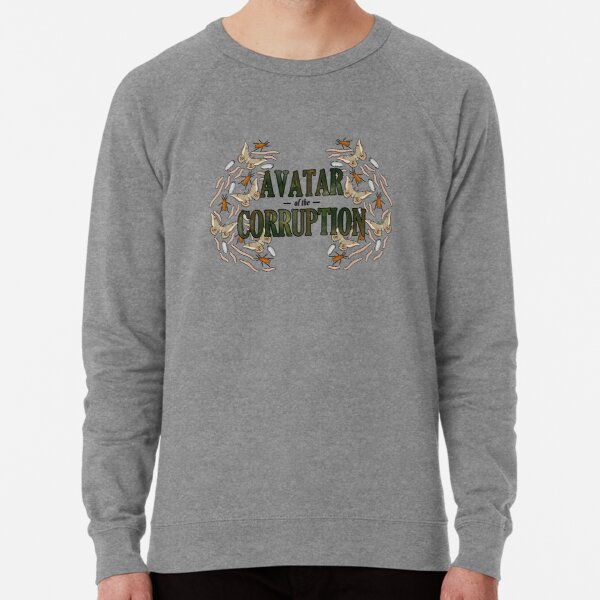 Avatar of the Corruption Lightweight Sweatshirt