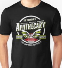 Apothecary - Damaged Unisex T-Shirt