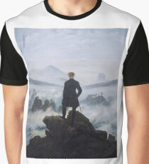 Romanticism in a Nutshell Graphic T-Shirt